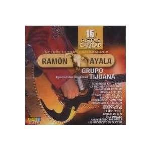 15 Pistas Para Cantar Como: RAMON AYALA : PISTAS: Music