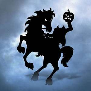 Pattern for Headless Horseman: Patio, Lawn & Garden