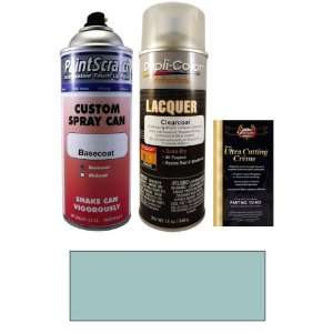 12.5 Oz. Miami Blue Spray Can Paint Kit for 1955 Plymouth All Models