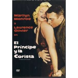 EL PRINCIPE Y LA CORISTA (THE PRINCE AND THE SHOWGIRL