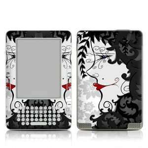 Night Lady Design Protective Decal Skin Sticker for