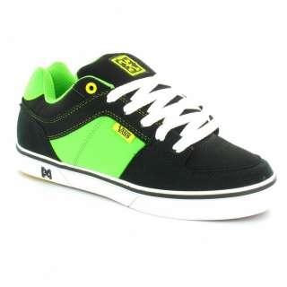 Vans Trainers Vans Rowley X Mens Skate Shoes   Black+Neon Green