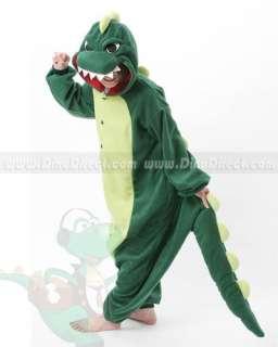 SAZAC Dinosaur Cartoon Style Polyester Fibre Onepiece Costume