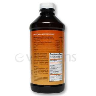 Dynamic Health Laboratories Liquid Vitamin C 1000 mg   eVitamins