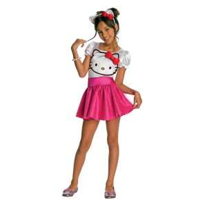 Hello Kitty   Hello Kitty Tutu Dress Kids Costume, 801426