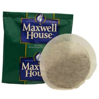 Maxwell House  Hotel Decaf Filter Pack  4 Cup  100 Packs    Coffee