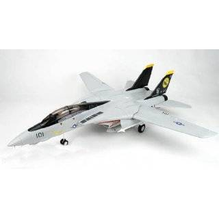 Detailed F 14 Twin Engine Brushless RC Jet w/ Sweepback Wings RTF