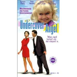 Undercover Angel [VHS]: Lorraine Ansell, Yasmine Bleeth