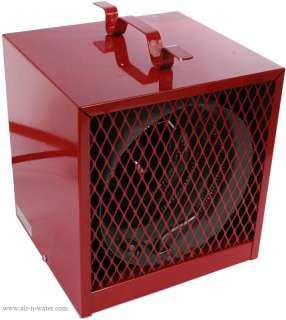 QMark BRH482 Heavy Duty 240 Volt Portable Electric Garage Heater With