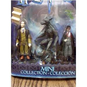Werewolf and Harry Potter Action Figures From the Novel: Toys & Games