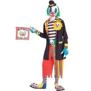 Lets Party By Forum Novelties Inc Evil Clown Adult Costume