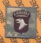101st Airborne Air Assault Division HCI Helmet patch D