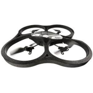 New* Parrot AR.Drone Helicopter iPhone/iPad WiFi Controlled Blue