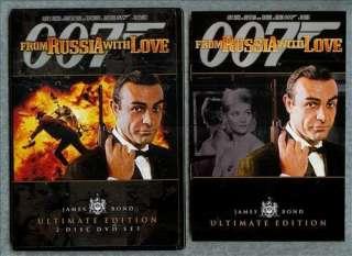 Love James Bond Ultimate Edition 2 Disc DVD Set , a brand new DVD