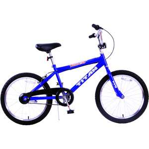 BMX Bike, Boys 20 inch BMX Bike, Single Speed Bicycle, Rugged Bike