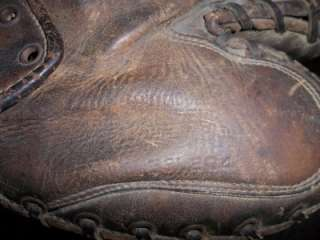 Vintage Baseball Wilson Catchers Mitt Glove