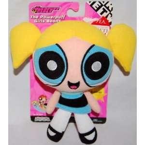 The Powerpuff Girls Bubbles Plush Doll Toys & Games