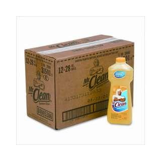 MR. CLEAN Mr. Clean All Purpose Cleaner, 28oz Bottle, 12