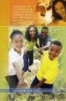 Programs Church Bulletins Celebrate His Goodness PK100 081407009865