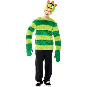 Yo Gabba Gabba Brobee Adult Halloween Costume Halloween