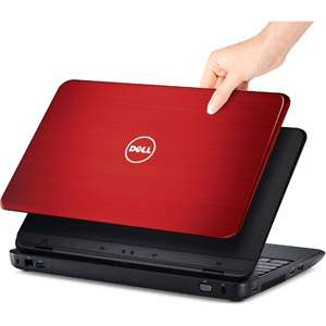 Dell SWITCH by Design Studio Lids Fire Red, Inspiron N5110