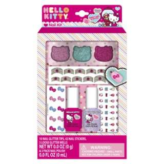 NAIL SET 26761 HELLO KITTY 8PC.Opens in a new window