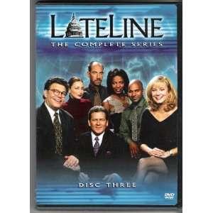 Lateline The Complete Series   Disc Three   Dvd