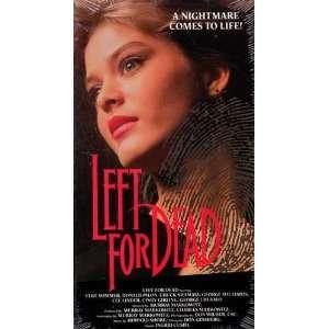 Left for Dead: Elke Sommer, Donald Pilon, Murray Markowitz