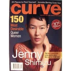Curve Magazine: Jenny Shimizu ((Sept 2010)): Various