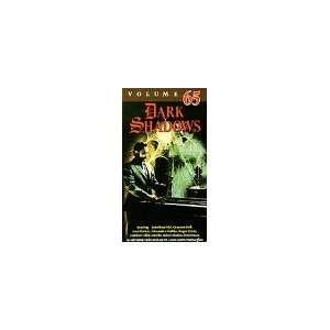 Dark Shadows Vol 65 [VHS]: Jonathan Frid, Grayson Hall
