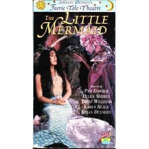 The Little Mermaid   Shelley Duvalls Faerie Tale Theatre