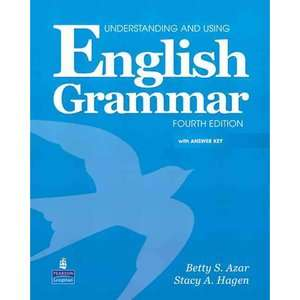 Understanding and Using English Grammar With Answer Key
