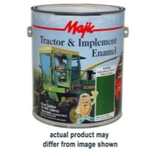 0964 1 Tractor and Implement Enamel   Gallon   John Deere Yellow