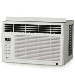LG L6011ER 6000 BTU 115V 10.7 EER Room Air Conditioner Energy Star