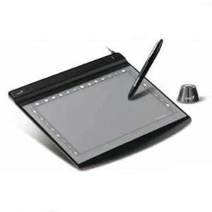 Genius G Pen F610 Digital Graphics Tablet 2000 Lpi Two