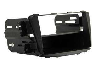 2012 Hyundai Accent Double or Single Din Radio Install Dash Kit
