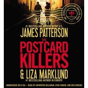 The Postcard Killers By James Patterson, Liza Marklund(A