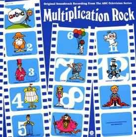 Schoolhouse Rock Multiplication Rock LP SEALED