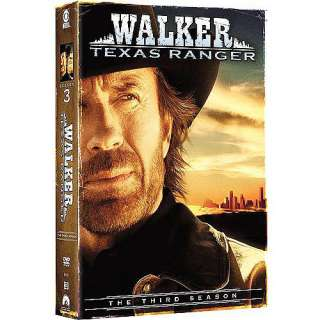 Walker, Texas Ranger The Complete Third Season (Full