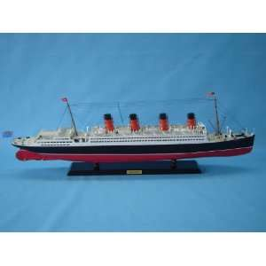 Ship Model Cruise Ship Replica Scale Model Boat Nautical Home Beach