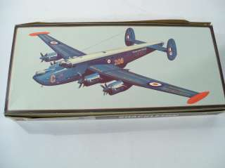 Frog Shackleton Mk III 1/72 Scale model Airplane Kit 3902 200