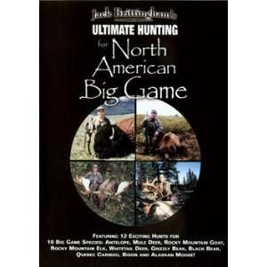 Ultimate Hunting for NORTH AMERICAN BIG GAME DVD Movies